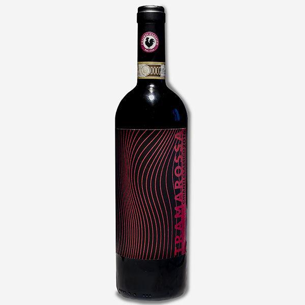 vino rosso chianti classico tramarossa la casina